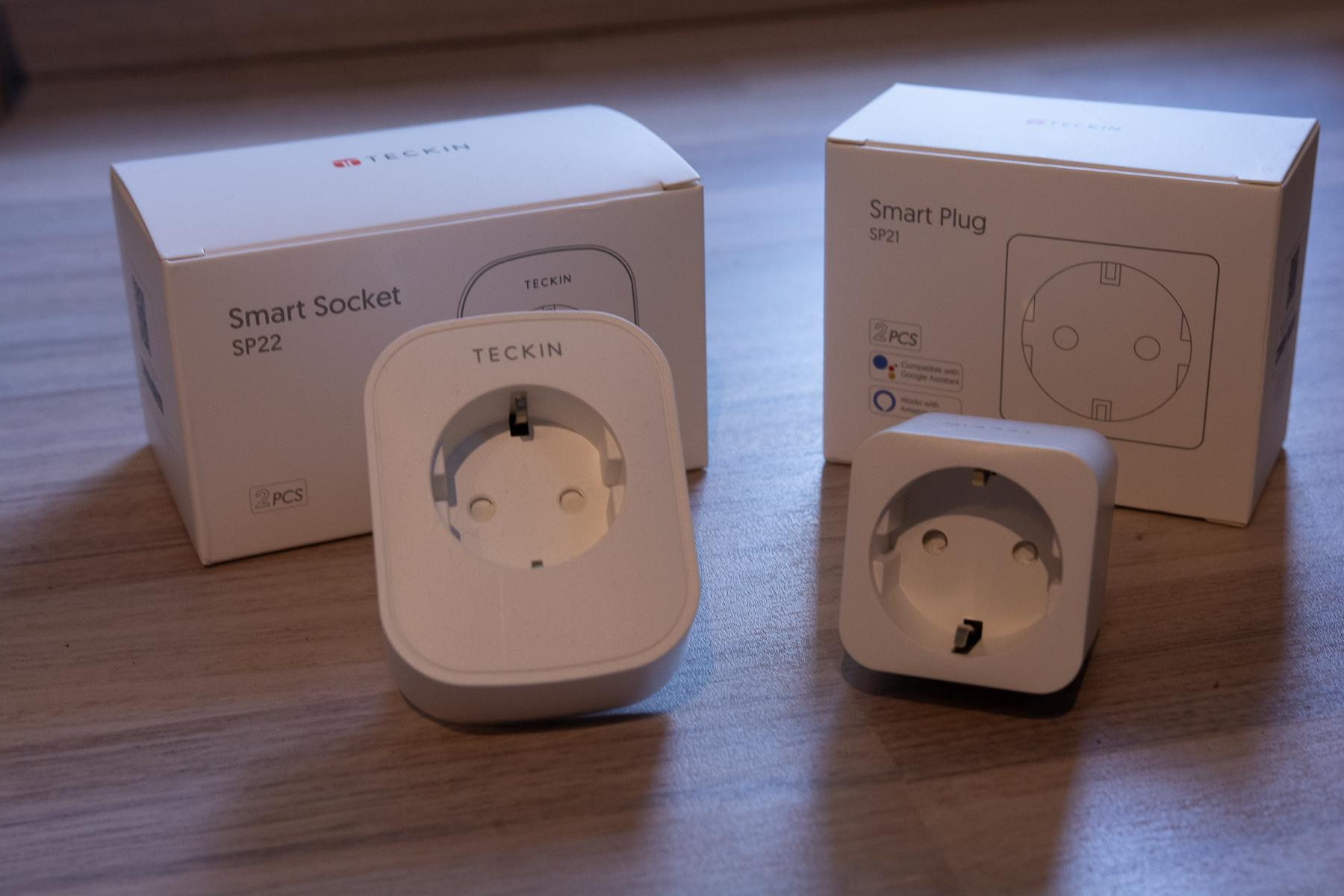 Teckin Smart Socket SP22 oder Smart Plug SP21